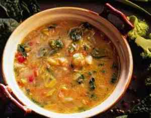 Prøv også Jevnet suppe med grønnsaker.