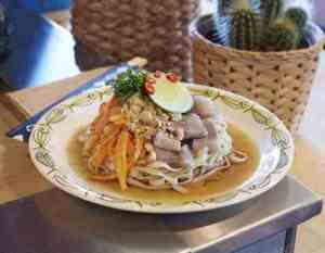 Prøv også Sildesalat med asiatiske smaker.