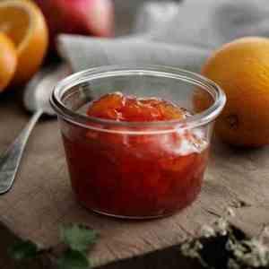 Prøv også Granateple-appelsinmarmelade.