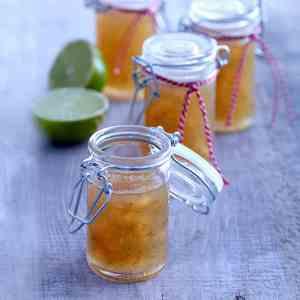 Prøv også Lime- og ingefærmarmelade.