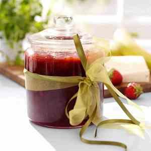 Prøv også Sommerfrisk jordbær- og plommemarmelade.