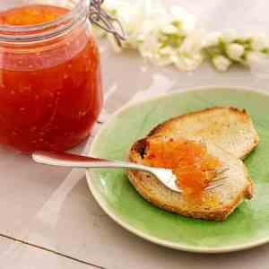 Prøv også Tomatmarmelade som varmer.