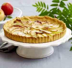 Prøv også Fransk enkel epleterte.
