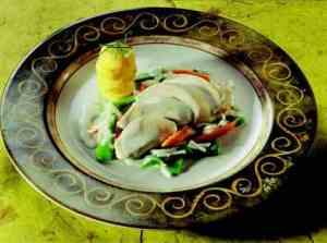 Prøv også Lettsaltet kylling med ostesaus.