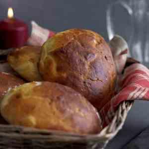 Prøv også Adventsbrød med appelsin.
