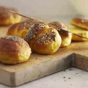Prøv også Frokostboller med safran.