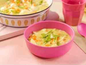 Prøv også Fiskeboller som suppe.