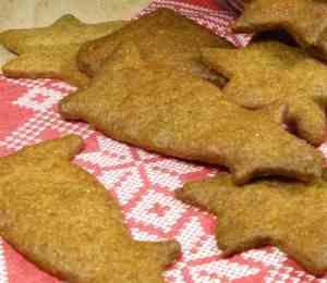 Prøv også Glutenfrie pepperkaker.