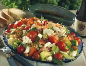 Prøv også Tomatsalat med italiensk smak.