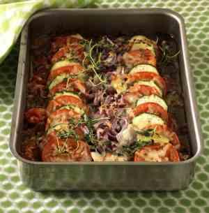 Prøv også Fargeglad tomatgrateng med karbonade.