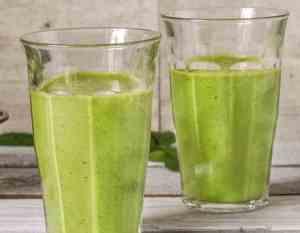 Prøv også Proteindrikk med spinat og eple.