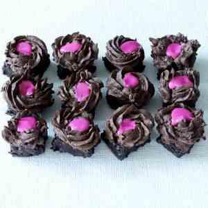 Prøv også Sjokoladetrøffelkaker ny.