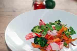 Prøv også LobNobs wok med østerssaus.