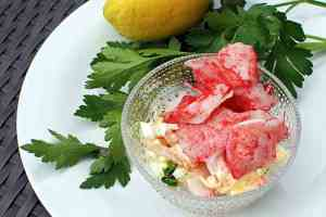 Prøv også LobNobs-salat med egg og fersk koriander.