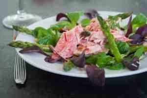 Prøv også Aspargessalat med LobNobs.