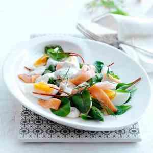 Prøv også Påskesalat med laks.