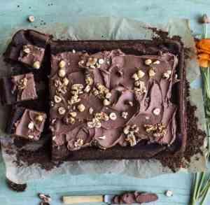 Prøv også Sjokoladekake til påske.