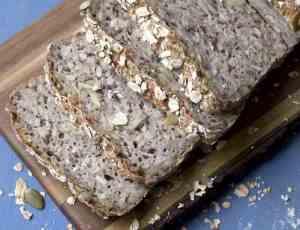 Prøv også Glutenfritt flerkornbrød.