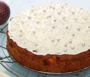 Prøv også Vinterkake med karamell og appelsin.