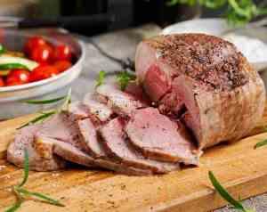 Prøv også Lammestek med middelhavsgrønnsaker og tzatziki.