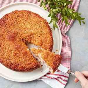 Prøv også Sukkerbrød med tyttebær- og kokostosca.