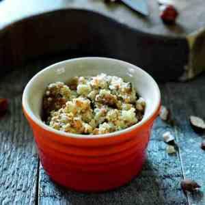 Prøv også Glutenfri smuldrepai med rabarbra.