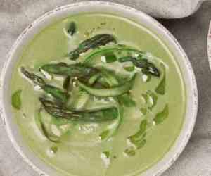 Prøv også Grønn aspargessuppe.