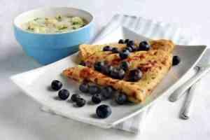Prøv også Grove pannekaker med bær.