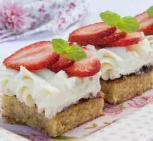 Prøv også Konfektruter med jordbær.