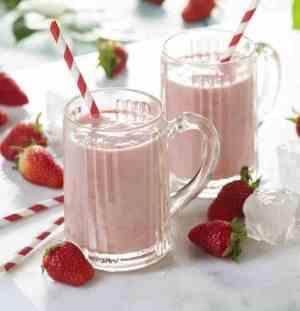 Prøv også Sprudlende jordbærsmoothie.