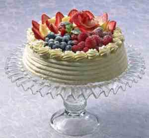 Prøv også Kremkake med bær og frukt.