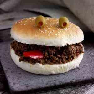 Try also Halloweenburger.