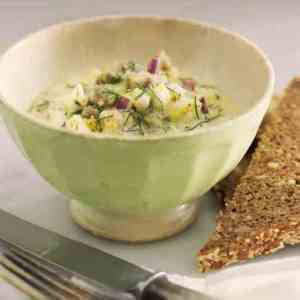 Prøv også Eggesalat med kapers.