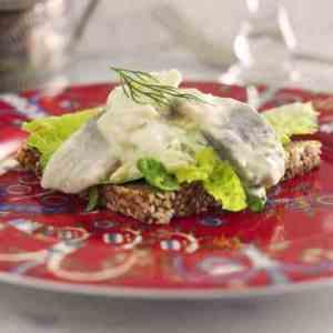 Prøv også Karrisild med hvitløk.