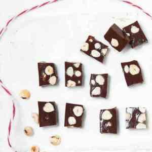 Prøv også Nøtte-sjokoladekarameller.