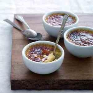 Prøv også Crème brûlée til påske.