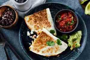 Prøv også Quesadilla med apetina matlagingsost.