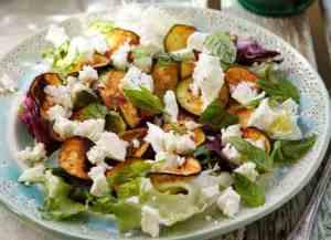 Prøv også Salat med ovnsbakt squash.