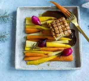 Prøv også Ribbe med ovnsbakte gulrøtter og rødvinssaus.