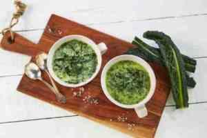 Prøv også Svartkål- og sellerisuppe med yoghurt.