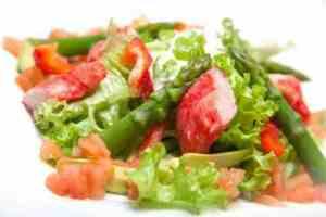 Prøv også Salat med LobNobs og avokado.