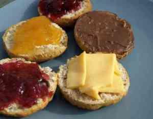 Prøv også Biscuits med bakepulver.
