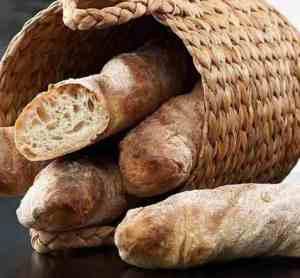 Try also Hjemmelagde baguetter.