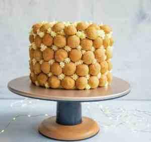 Prøv også Bubble kake med peppernøtter.