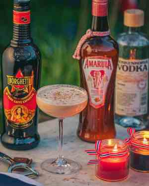 Try also Amarula Muddy River.