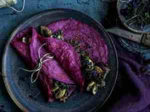 Try also Rødbetepannekaker med reinsdyrskav.