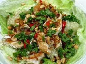 Prøv også Thailandsk pomelo og kylling salat.