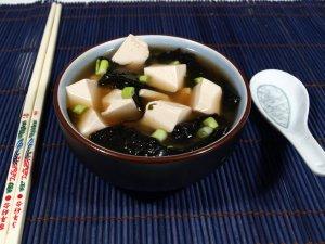 Prøv også Miso suppe.