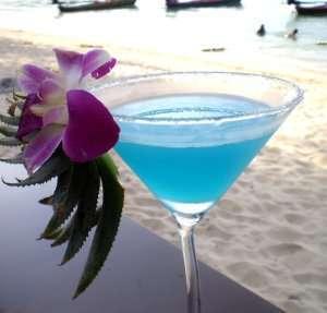 Prøv også Blue Margarita.