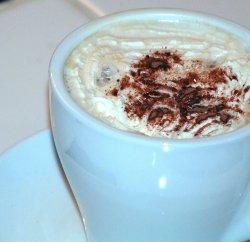 Café Cointreau oppskrift.